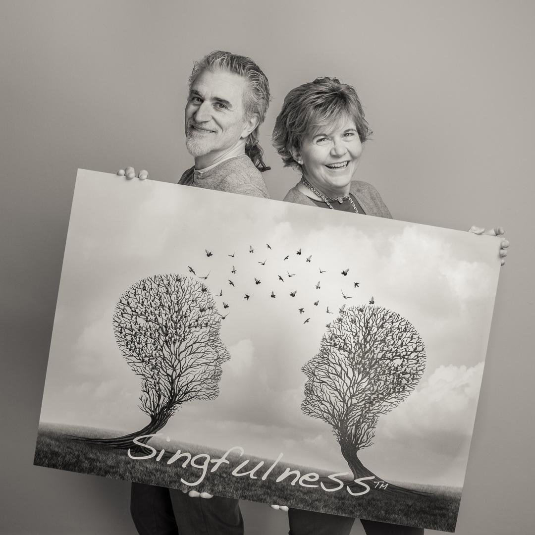 Roberto Demo e Barbara Gherra